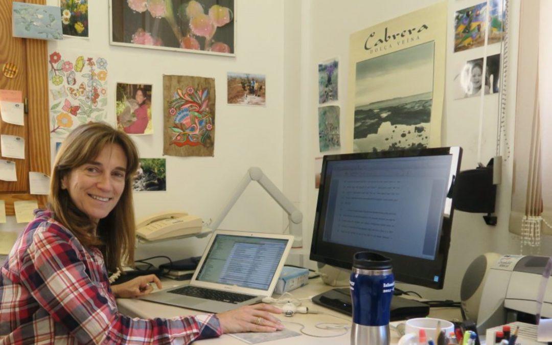 La investigadora del IMEDEA (CSIC-UIB) Anna Traveset es la ecóloga más citada de España