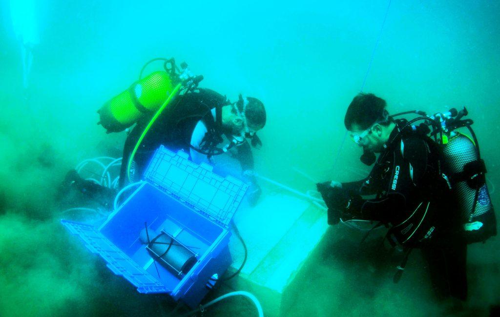 L'IMEDEA posa en marxa  l'observatori submarí «SUB-EYE»