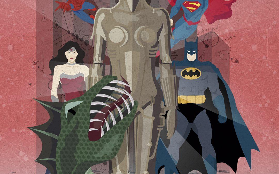 TARDES CINETÍFICAS II: «Superhéroes, clones, androides y otros seres extraordinarios del cine de Ciencia Ficción»