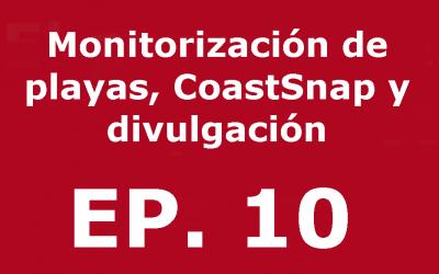 Monitorización de playas, CoastSnap y divulgación | Voces, CSIC Balears #10