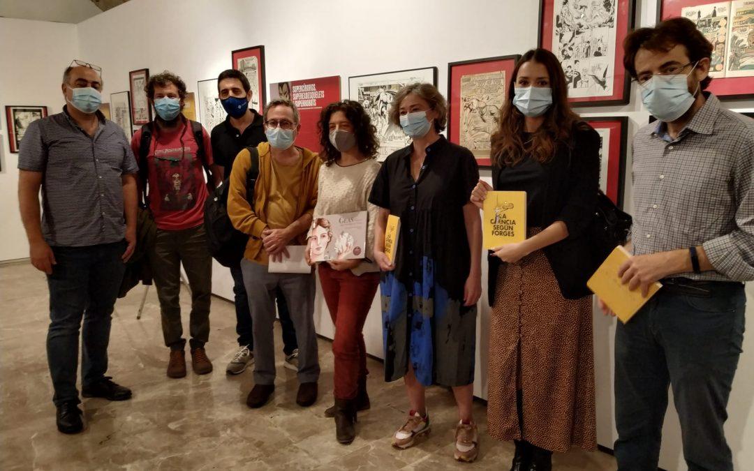 El Festival Comic Nostrum 2021 acogerá la muestra del CSIC 'La Ciencia según Forges'